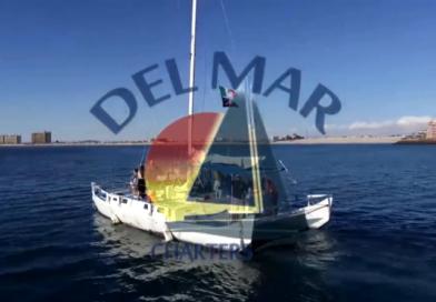 Del Mar Charters: Paseo al atardecer y snorquel con lobos marinos