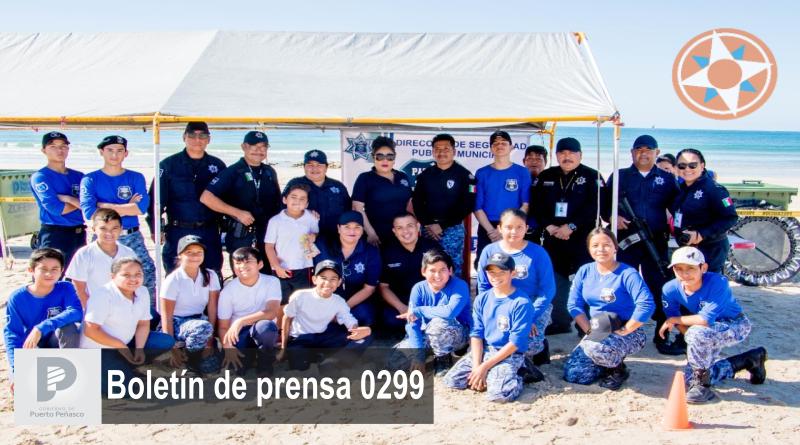 Realiza Gobierno municipal III Encuentro Conectando con Mi Playa