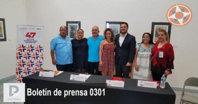 Promociona Gobierno municipal de Puerto Peñasco 47 Festival Internacional Cervantino