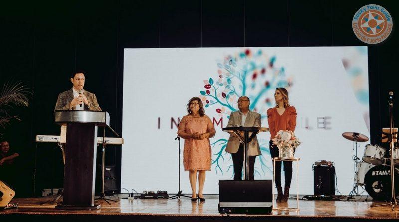 Asiste alcalde Kiko Munro y Primera Dama a Congreso de Amigas por un Sueño Territorial del Ministerio de la Mujer de la Iglesia de Dios en México