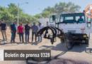 Atiende Gobierno municipal con rapidez y calidad problema de baches
