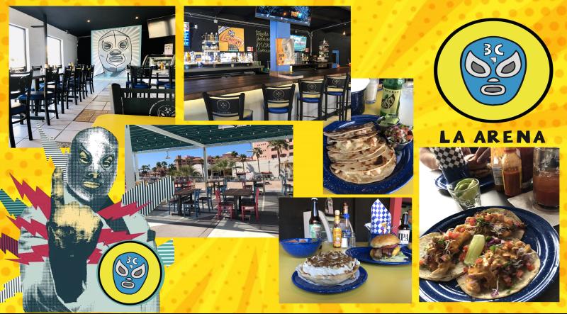 Restaurant – Bar La Arena 3C