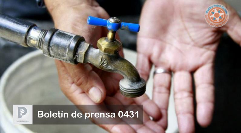 Instruye alcalde Kiko Munro a OOMAPAS suspender cortes de agua por Covid-19